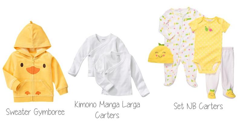 que significa ropa de bebe